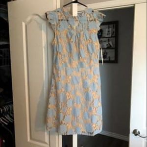 Ladies dress. Fit and flare. Never worn.